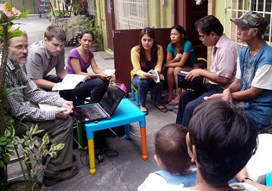 Naga Church study